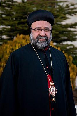 Bezoek van Mor Gregorios Yohanna Ibrahim