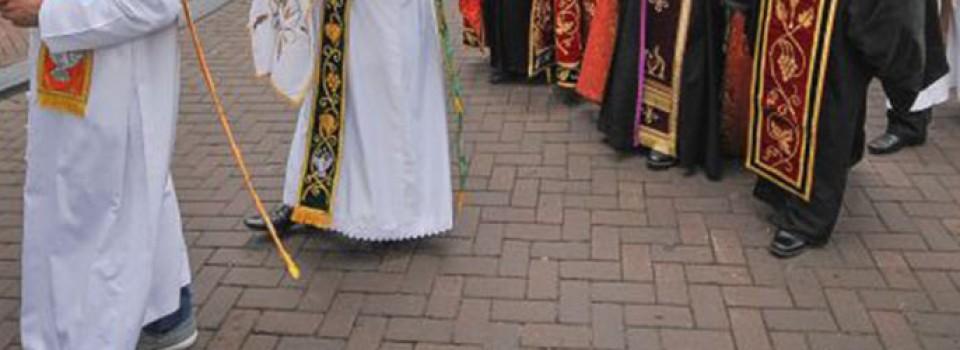 Sacrament Processie