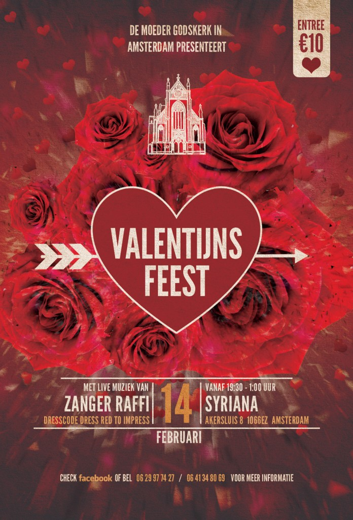Valentijnsfeest MGK 2014