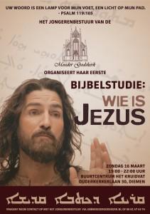 Bijbelstudie: Wie is Jezus